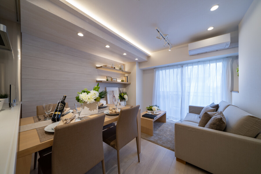 2SLDK Apartment to Buy in Nerima-ku Living Room