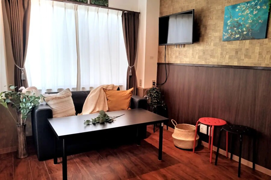 4DK House to Rent in Chuo-ku Interior