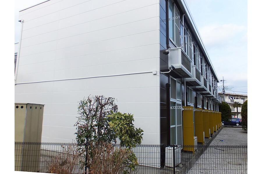 1K Apartment to Rent in Higashimurayama-shi Exterior