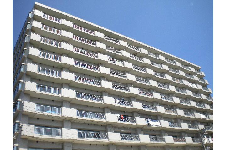 2LDK Apartment to Rent in Koto-ku Exterior