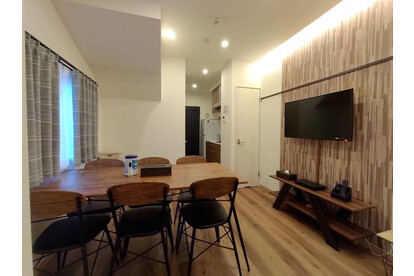 1LDK House to Rent in Toshima-ku Living Room