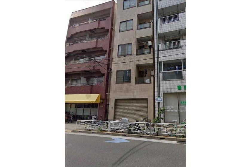 1DK Apartment to Rent in Koto-ku Exterior