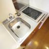 1K Apartment to Rent in Osaka-shi Hirano-ku Interior