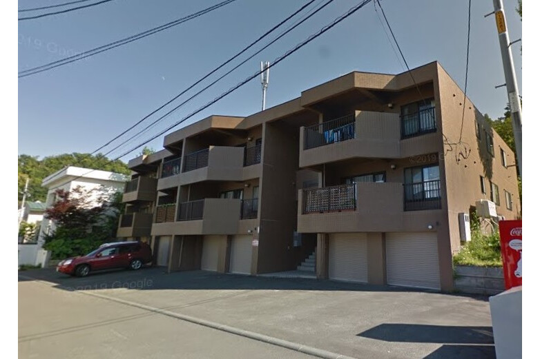 Whole Building Apartment to Buy in Sapporo-shi Chuo-ku Exterior
