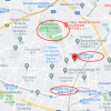 1LDK Apartment to Buy in Meguro-ku Map