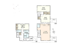 2SLDK {building type} in Yahiro - Sumida-ku