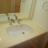 2SLDK Apartment to Rent in Minato-ku Washroom