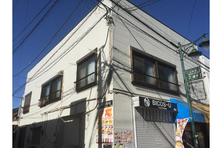 2LDK Apartment to Rent in Kawaguchi-shi Exterior