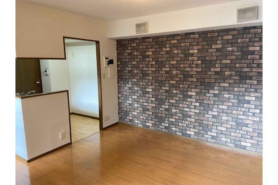 1LDK Apartment to Buy in Kyoto-shi Shimogyo-ku Living Room