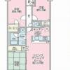 3LDK Apartment to Buy in Shibuya-ku Floorplan