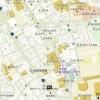 1R Apartment to Rent in Bunkyo-ku Map