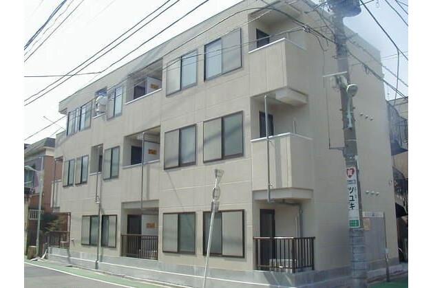 在葛饰区内租赁1K 公寓大厦 的 户外