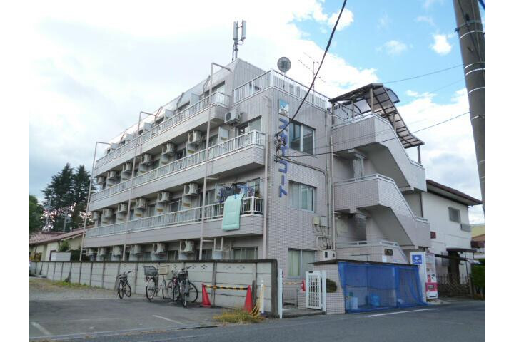 1R Apartment to Rent in Hachioji-shi Exterior