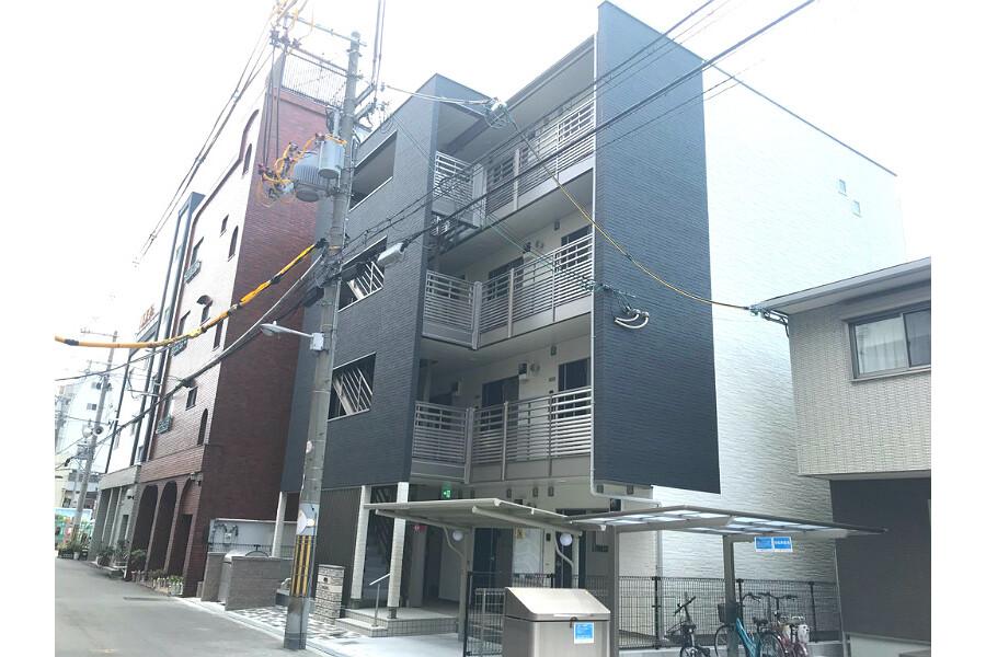 1K マンション 大阪市住吉区 外観