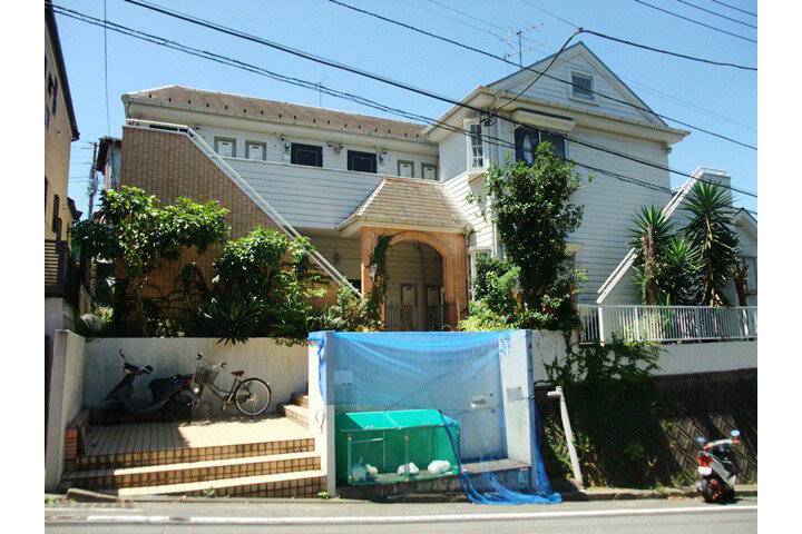 1R Apartment to Rent in Yokohama-shi Konan-ku Exterior