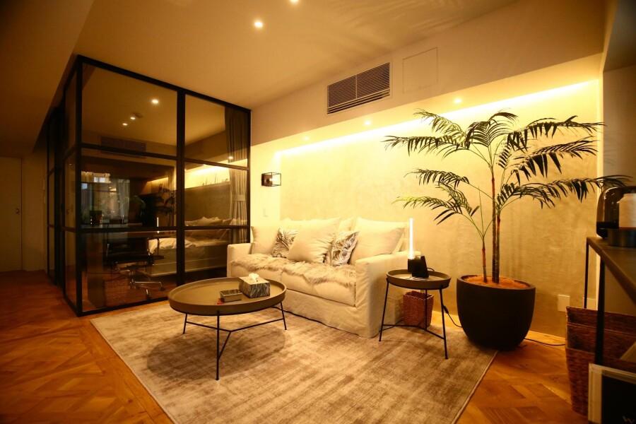 2LDK Apartment to Rent in Koto-ku Interior