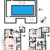 3SLDK Apartment to Rent in Meguro-ku Floorplan