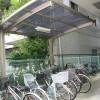 在江户川区内租赁2DK 公寓大厦 的 外部空间