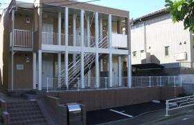 横浜市南区永田山王台-1K公寓