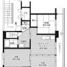 2LDK Apartment to Rent in Aomori-shi Floorplan