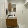 1LDK Apartment to Buy in Chiyoda-ku Washroom