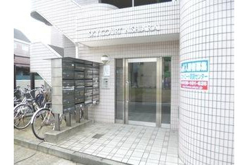 2K Apartment to Rent in Adachi-ku Entrance