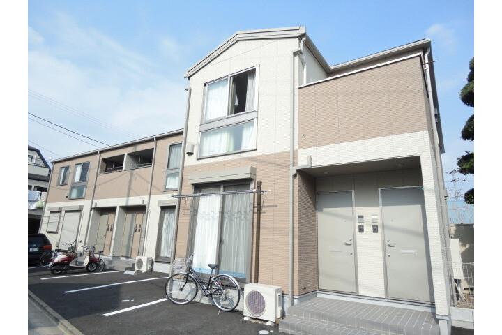 2LDK Apartment to Rent in Funabashi-shi Exterior