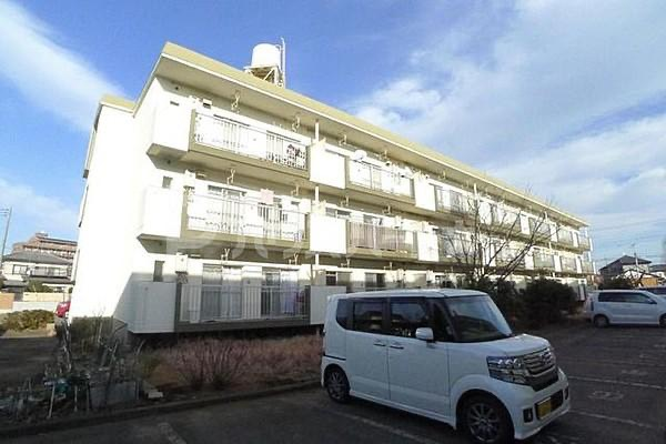 2LDK Apartment to Rent in Abiko-shi Exterior
