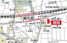 1LDK Mansion in Toyotamakita - Nerima-ku