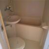 1R Apartment to Rent in Tokorozawa-shi Toilet