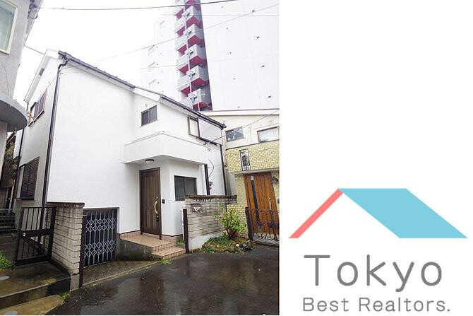 2SLDK House to Rent in Nakano-ku Exterior