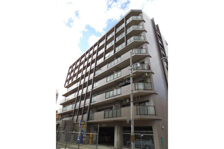 3LDK Apartment to Rent in Osaka-shi Higashinari-ku Exterior