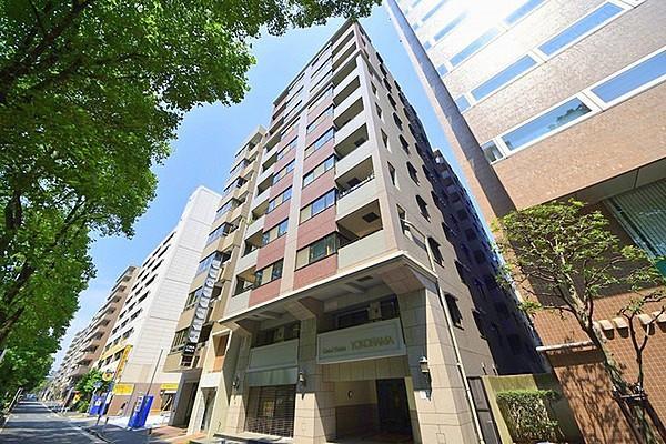1K Apartment to Buy in Yokohama-shi Naka-ku Exterior