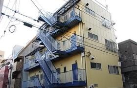 横浜市南区真金町-1DK公寓大厦