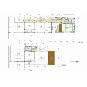 8K {building type} in Kagamiishicho - Kyoto-shi Kamigyo-ku Floorplan
