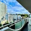 在丰岛区内租赁2LDK 公寓大厦 的 阳台/走廊