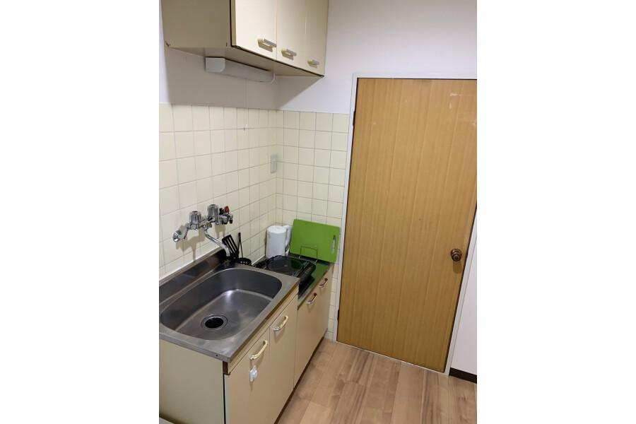 1R Apartment to Rent in Osaka-shi Suminoe-ku Interior