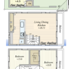 2SLDK House to Rent in Shibuya-ku Floorplan