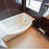 3LDK Apartment to Rent in Shinjuku-ku Bathroom