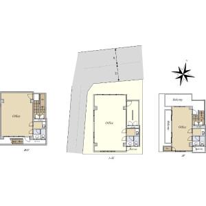 Whole Building {building type} in Nishihara - Shibuya-ku Floorplan