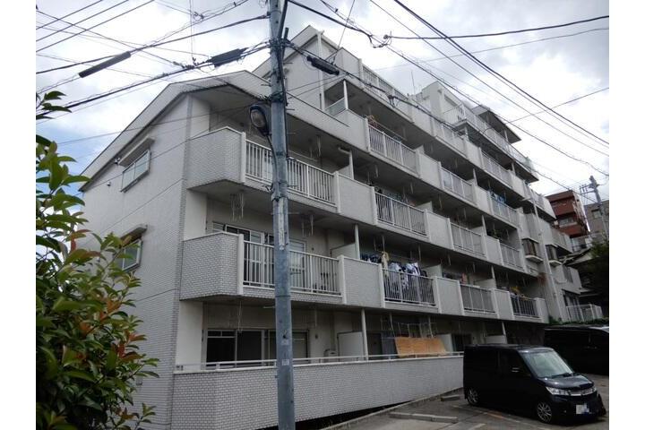 在北區內租賃2DK 公寓大廈 的房產 戶外