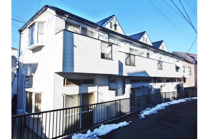 1R アパート 横浜市神奈川区 外観
