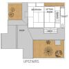 在京都市上京區購買4K 獨棟住宅的房產 房間格局
