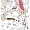 1LDK Apartment to Rent in Shibuya-ku Access Map