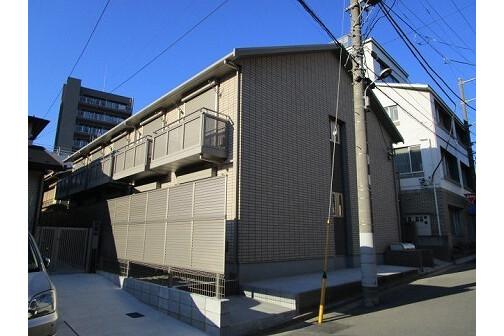1DK Apartment to Rent in Chiba-shi Chuo-ku Exterior