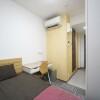 1R アパート 台東区 ベッドルーム