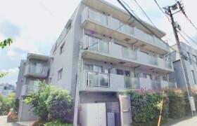 新宿区市谷左内町-1R公寓大厦