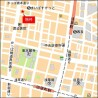 1LDK Apartment to Rent in Taito-ku Map