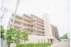 2LDK Apartment to Buy in Nagaokakyo-shi Exterior