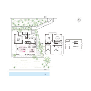 6LDK {building type} in Kurama ninosecho - Kyoto-shi Sakyo-ku Floorplan